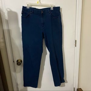 Lauren Jeans Co Blue Jeans size 14